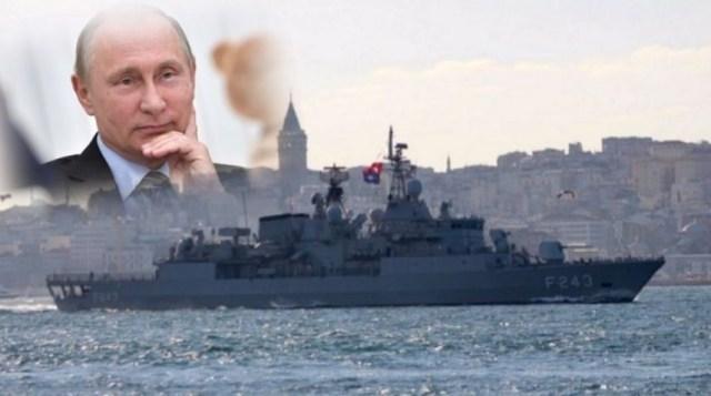 Brodovi NATO-a ušli u Crno more, Ukrajinska vojska ušla u Donbas, čeka se reakcija Putina
