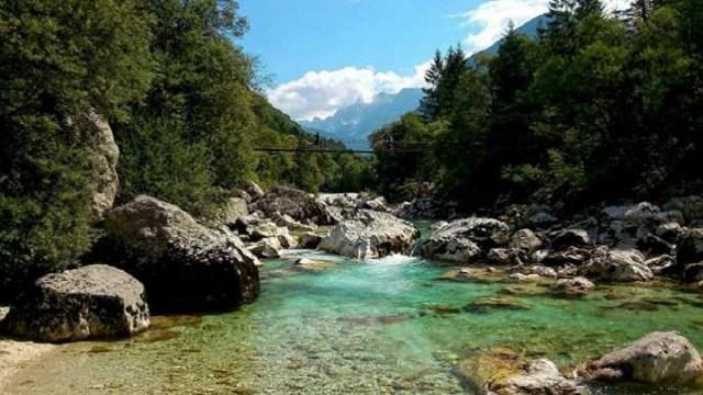 Dolina Soča je jedan od najlepših delova bivše Jugoslavije (FOTO, VIDEO)