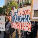 """""""1 od 5 miliona"""": Vučić kao Čaušesku,""""želi da podeli građane, nas protiv nas"""""""