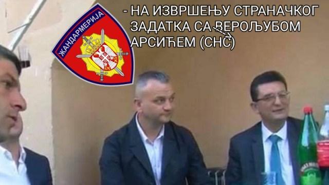 Depolitizacija policije: Zanoćiš kao žandarm u SNS, probudiš se kao starešina-rukovodilac