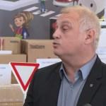 """Vesić: Učesnici protesta """"1 od 5 miliona"""" napravili štetu od nekoliko desetinа hiljаdа evra"""