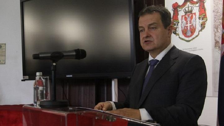 Dačić o sporazumu sa Prištinom