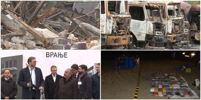Veza između Savamale, zaplene tone kokaina u Rumuniji i paljenja mašina na jugu Srbije