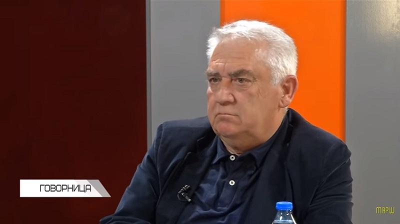 Momčilo Trajković: Danas je najočiglednije simuliranje borbe za Kosovo i Metohiju