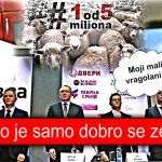 Nikola Kojo liderima opozicije: Pregovarajte i lepite im nalepnice. To je vaš maksimum!