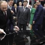 Dajmler otvorio je fabriku Mercedes-Benca u okolini Moskve