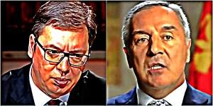 Koga su protesti više uzdrmali, Vučića ili Đukanovića?