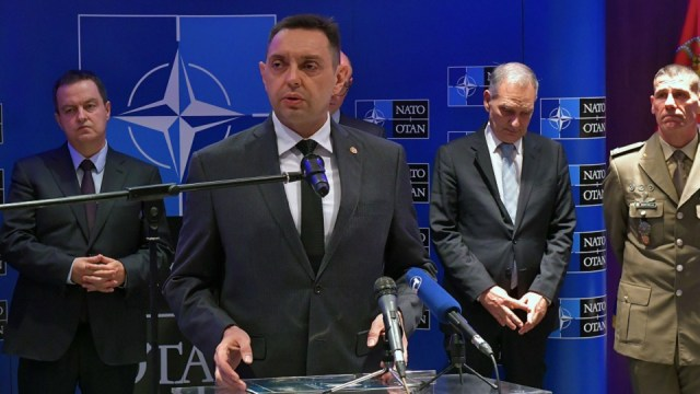 Članice NATO, a među njima SAD, najveći donatori Ministarstvu odbrane Srbije