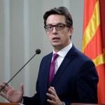 Pendarovski: O makedonskom identitetu ne može da se pregovara