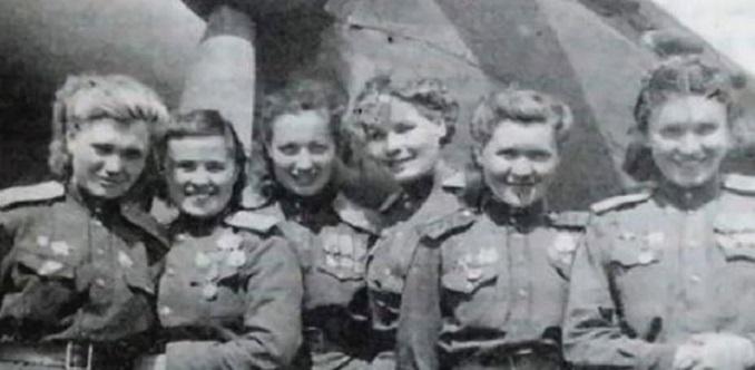 Sovjetske pilotkinje koje su uspešno izvršile 30.000 bombaških napada na položaje nemačke vojske