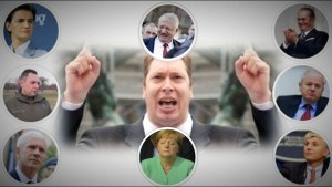 """Gnev Božji"" Aleksandar Vučić: On je tačno ocenio koliko smo parče dupeta spremni da damo"