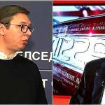 Vučić: Pitao sam nindže hoće li da pojedu nešto; Obradović: Jedino ulica može da reši probleme…
