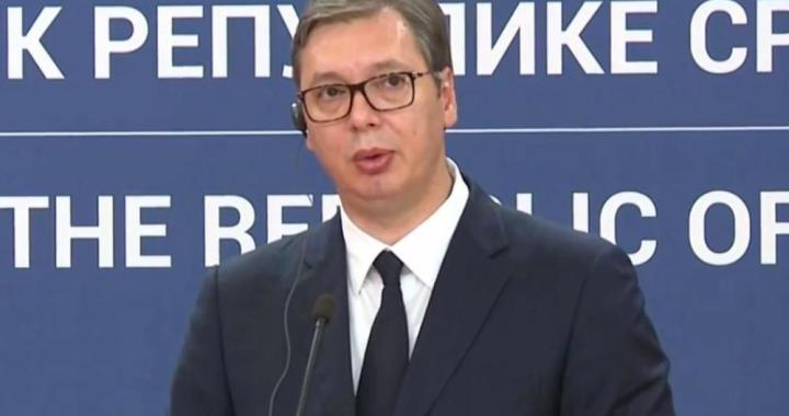 Vučić i Ader otkrivaju spomenik Sibinjanin Janku
