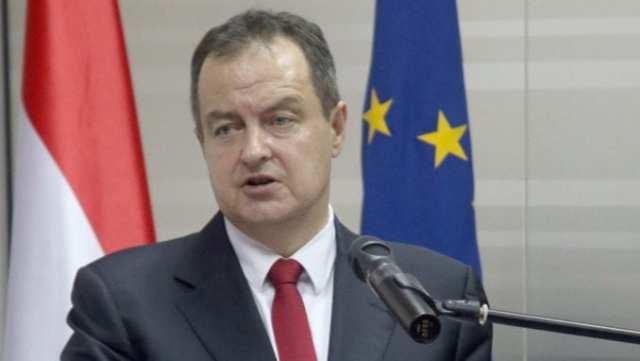 Dačić: Cilj Srbije da broj zemalja koje su priznale Kosovo bude ispod 97