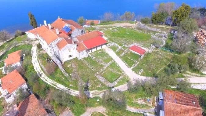 Sveti Sava prvu episkopiju u Crnoj gori osnovao na Miholjskoj prevlaci