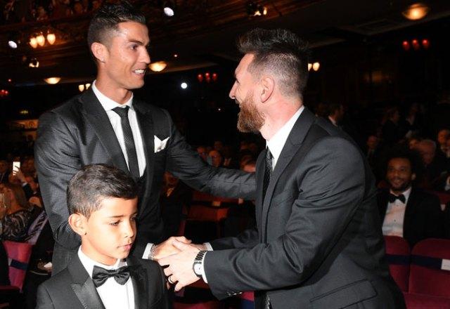"""U timu decenije """"Frans fudbala"""" Mesi, Ronaldo, Modrić, Nejmar…"""
