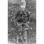 O najmlađem četniku brinula partizanka