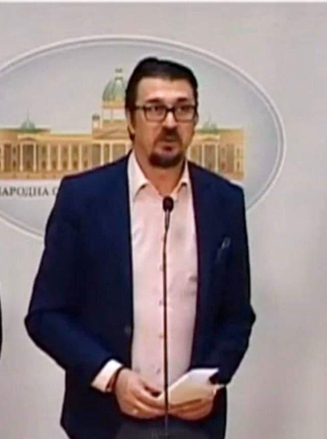 Boban Jovanović-političar u službi naroda