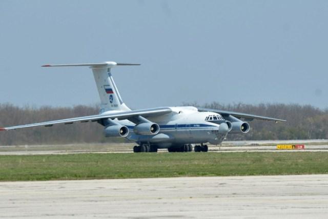 Prvi dio ruske pomoći stiže u 16 časova: Na aerodrom u Banjaluci sletjeće tri aviona sa medicinskom opremom
