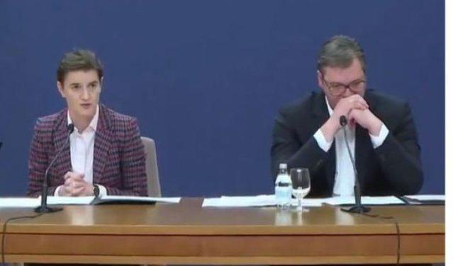 Vučić i Brnabićeva danas razgovaraju povodom zahteva SPC