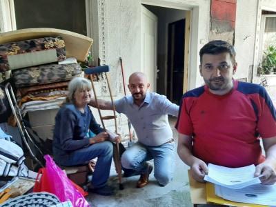 Borce sa Košara ne smemo zaboraviti! Ratnom vojnom invalidu, nakon objave, u pomoć prva stigla mlada Emilija Tasić