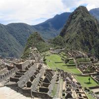 Перу-Мачу Пикчу и Салар д'Уюни