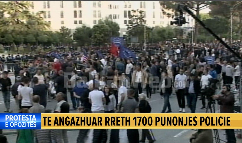 Protesta E Opozites