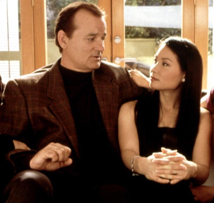 Bill Murray Dhe Lucy Liu