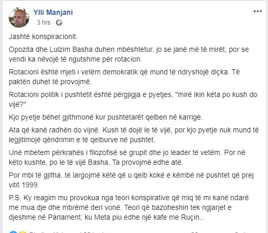 Manjani Fb Ok