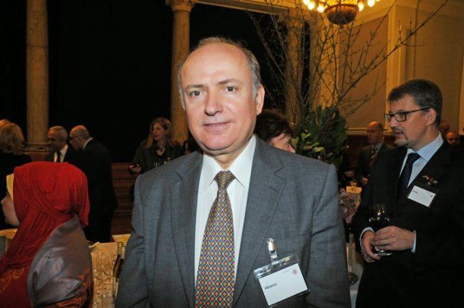 Photo Hasse Ferrold Albania Ambassador Agree 2015 Kastriot Robo 1a