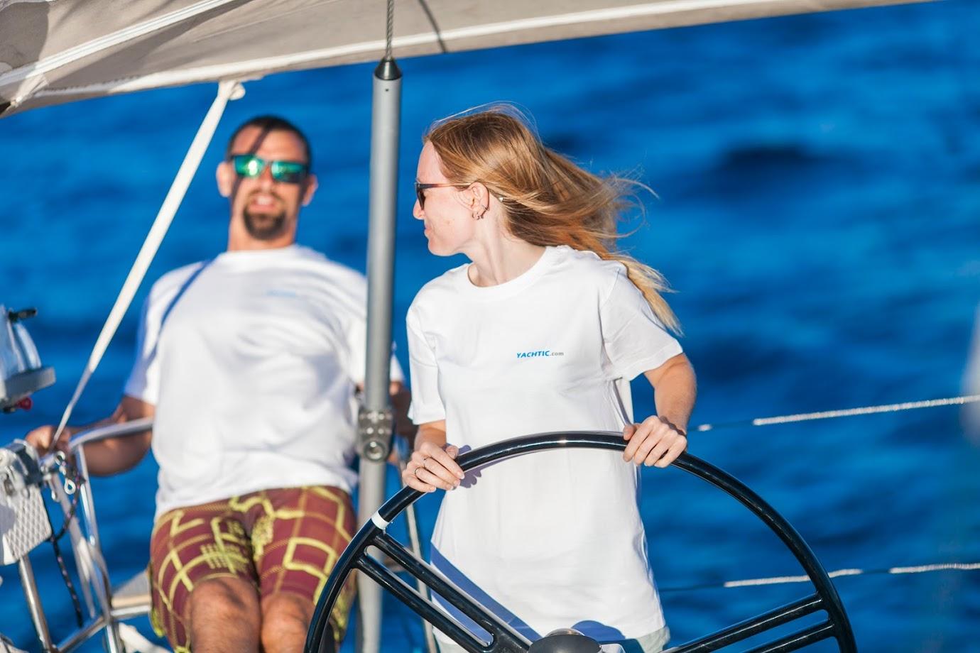 YACHTIC Trip 2018. czyli nasze wrażenia z jachtingu w Chorwacji - Bałkany według Rudej