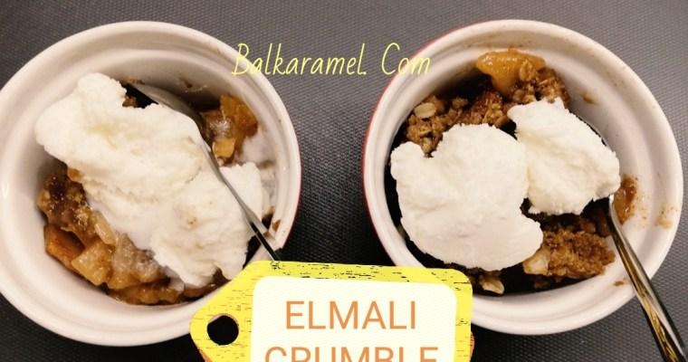 ELMALI CRUMBLE TARİFİ