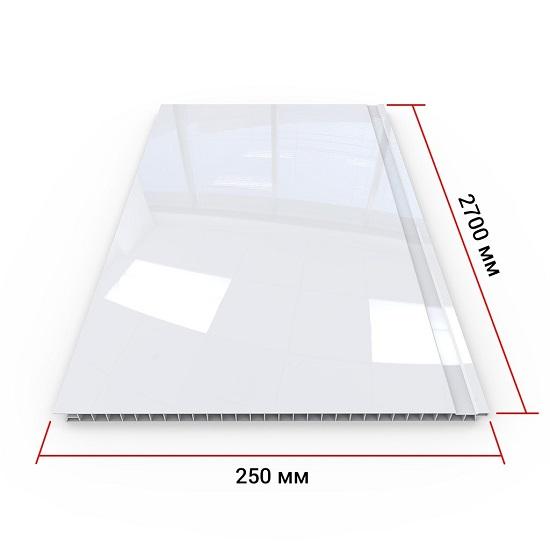 Dimensiuni ale panourilor PVC din plafon