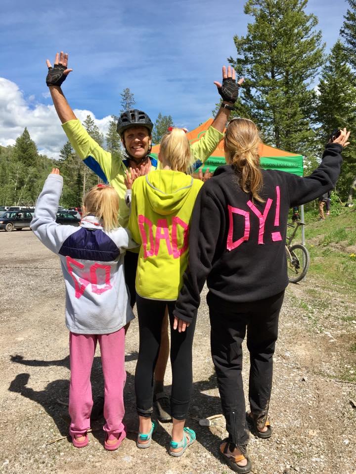 Teton Ogre Adventure Race - GO—DAD—DY!