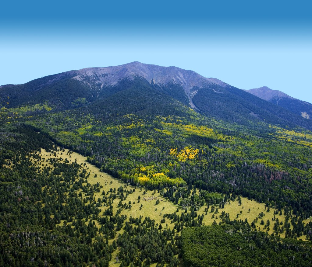 Highpointing - Humphreys Peak
