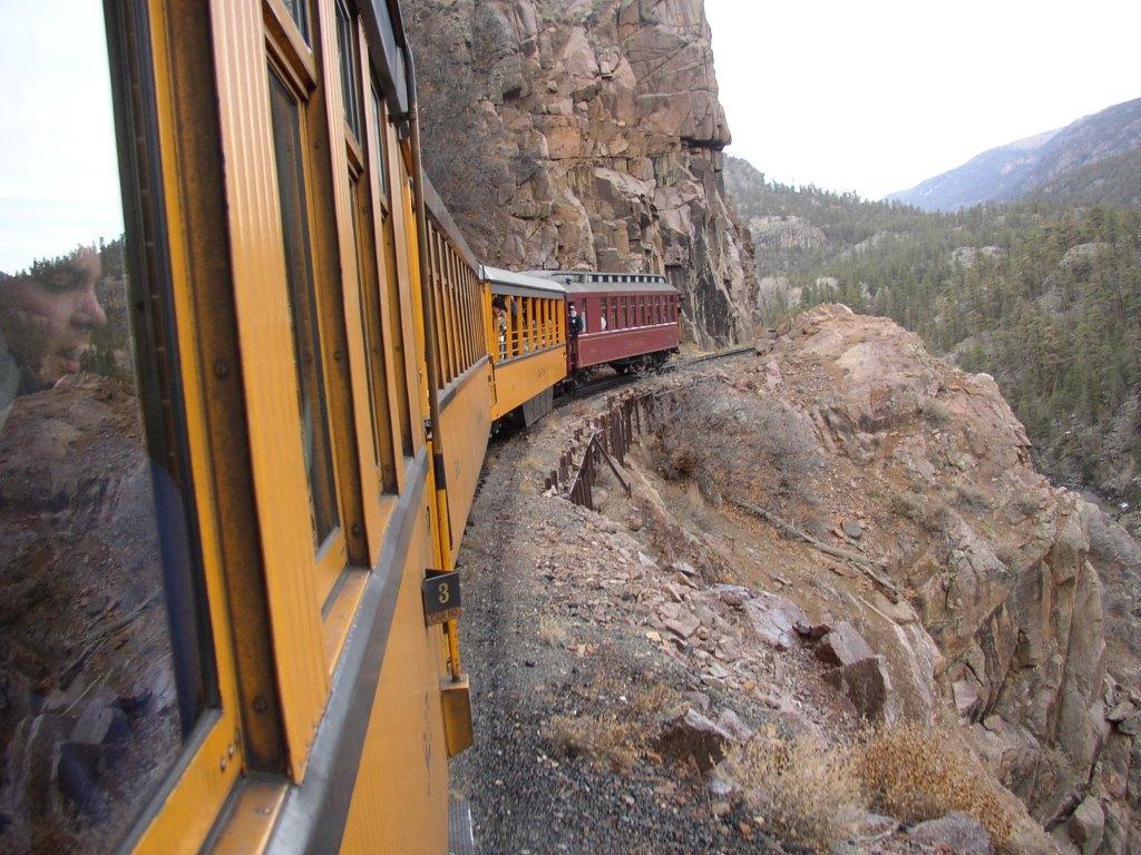 Colorado Quiz - Durango & Silverton Narrow Gauge Railroad