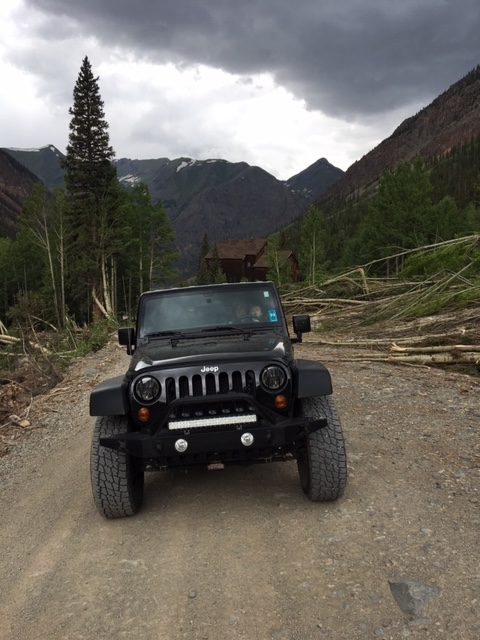 jeep eureka silverton colorado