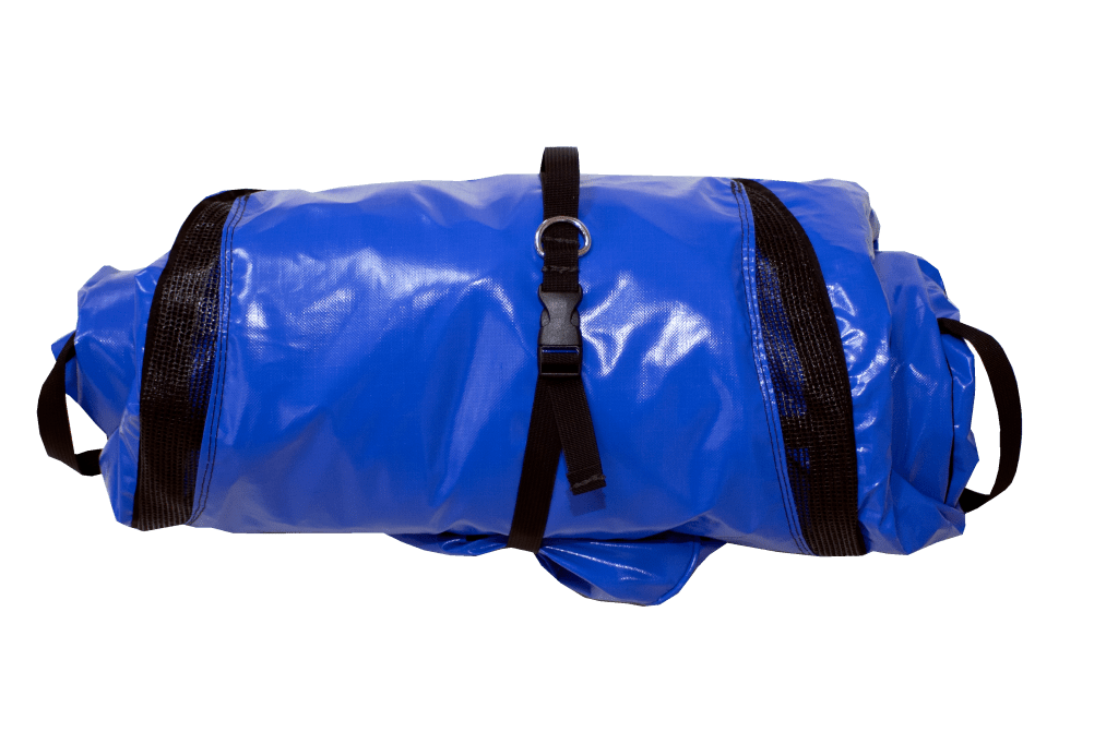 AIRE BAKraft rolled compact packraft