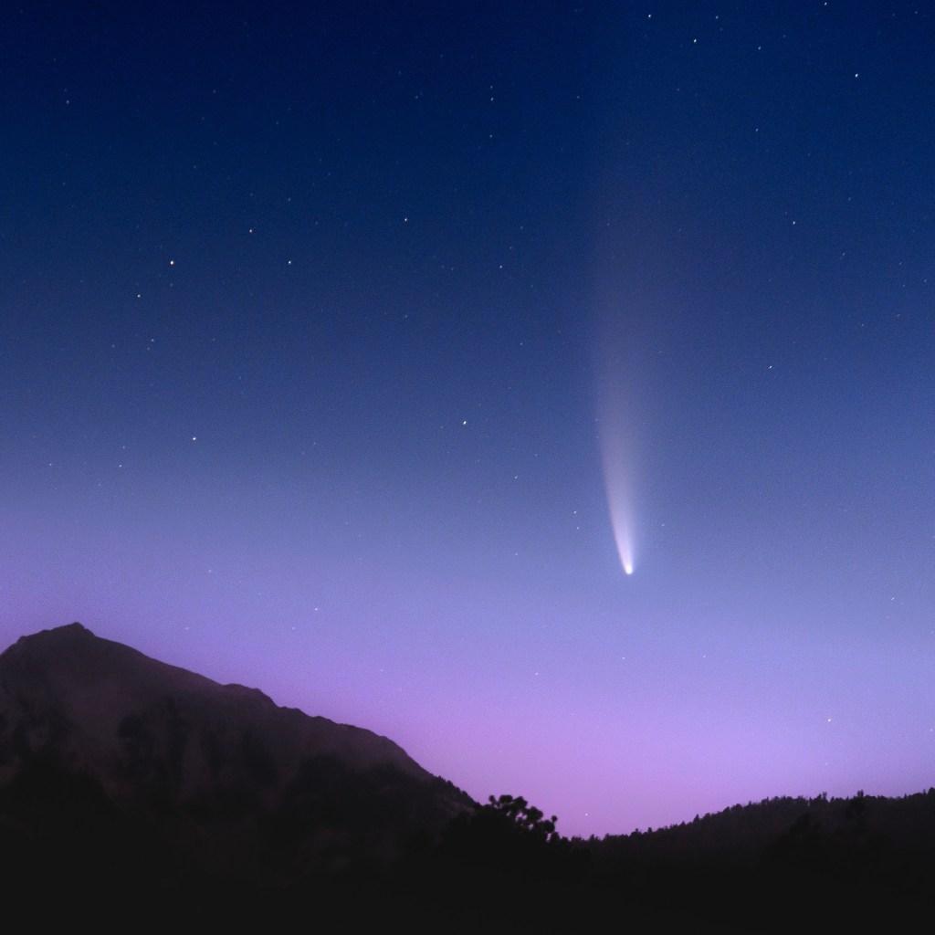comet neowise instagram