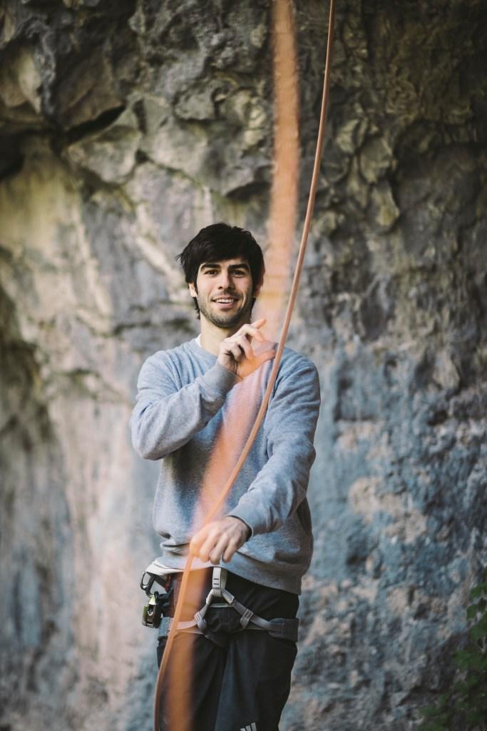 jon cardwell rock climber sponsored athlete professional climber
