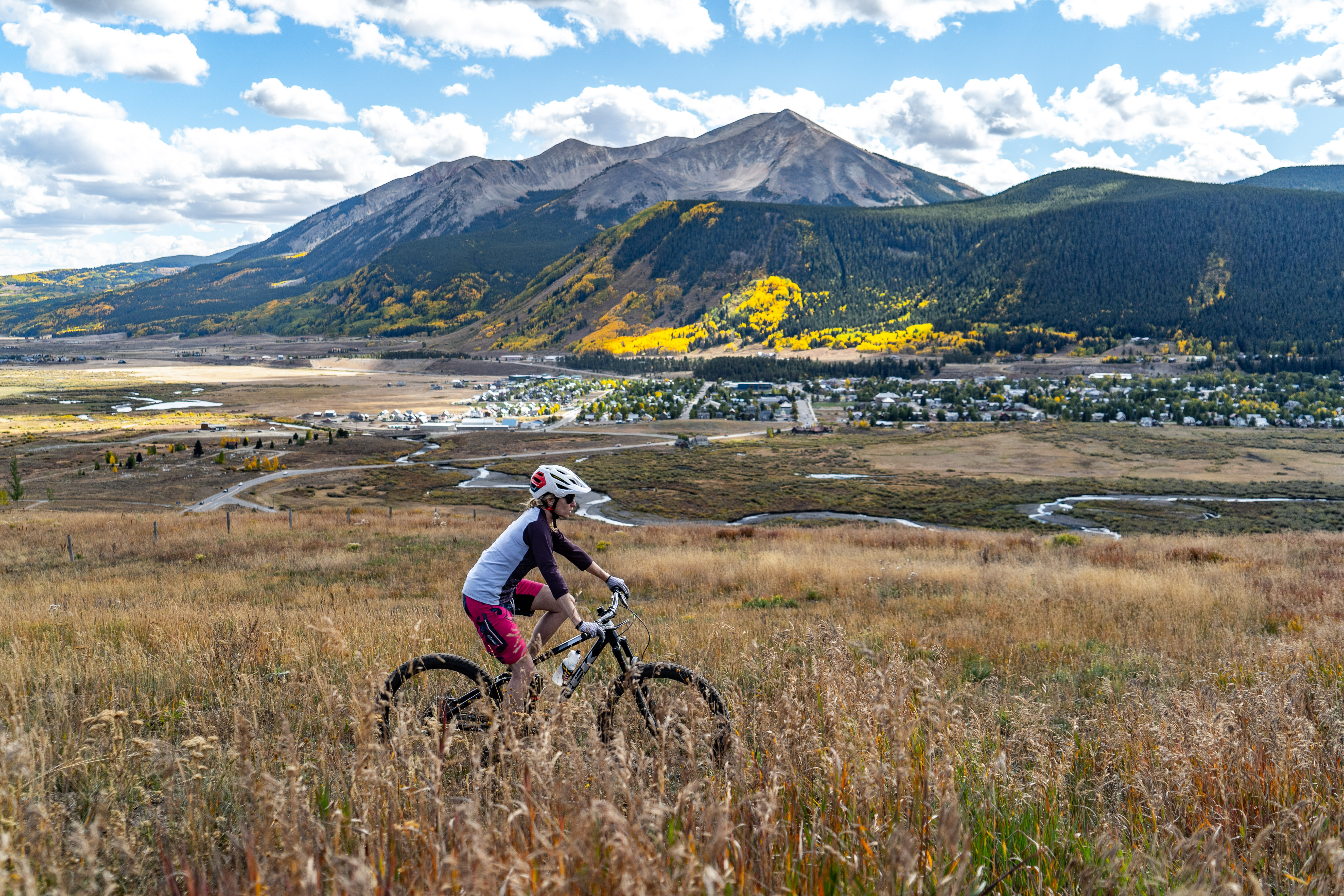 Welcome to Colorful Crested Butte