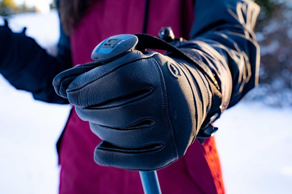 gordini polar glove gear bin