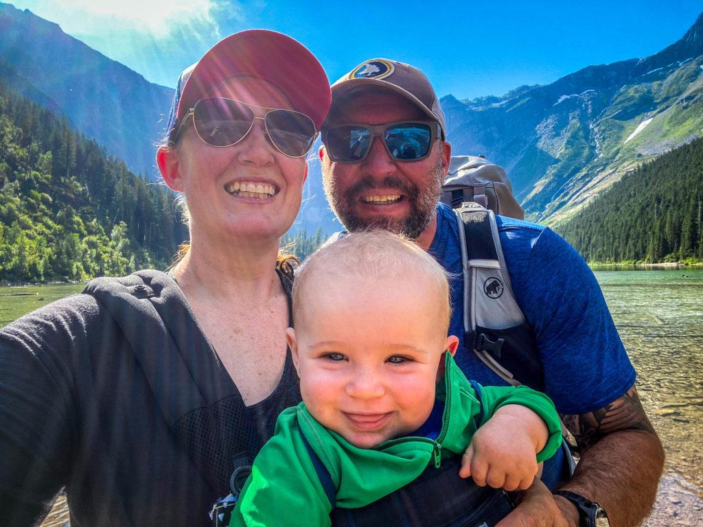 family quaranteam adventure covid travel