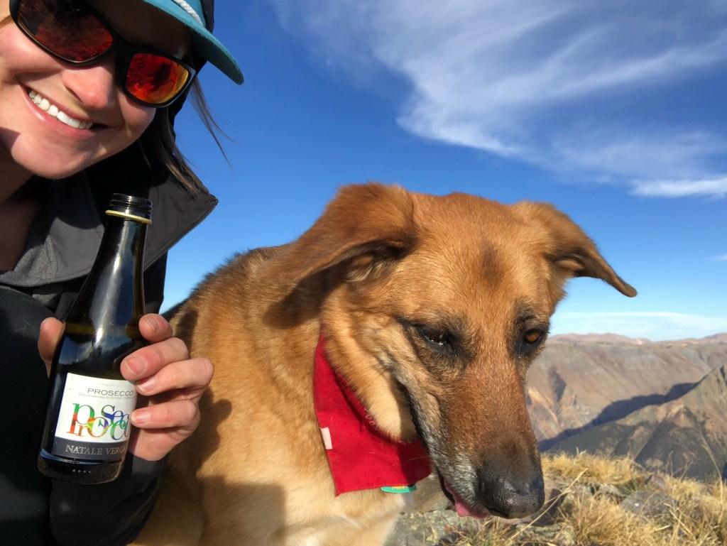 thirteeners project macomber peak silverton colorado