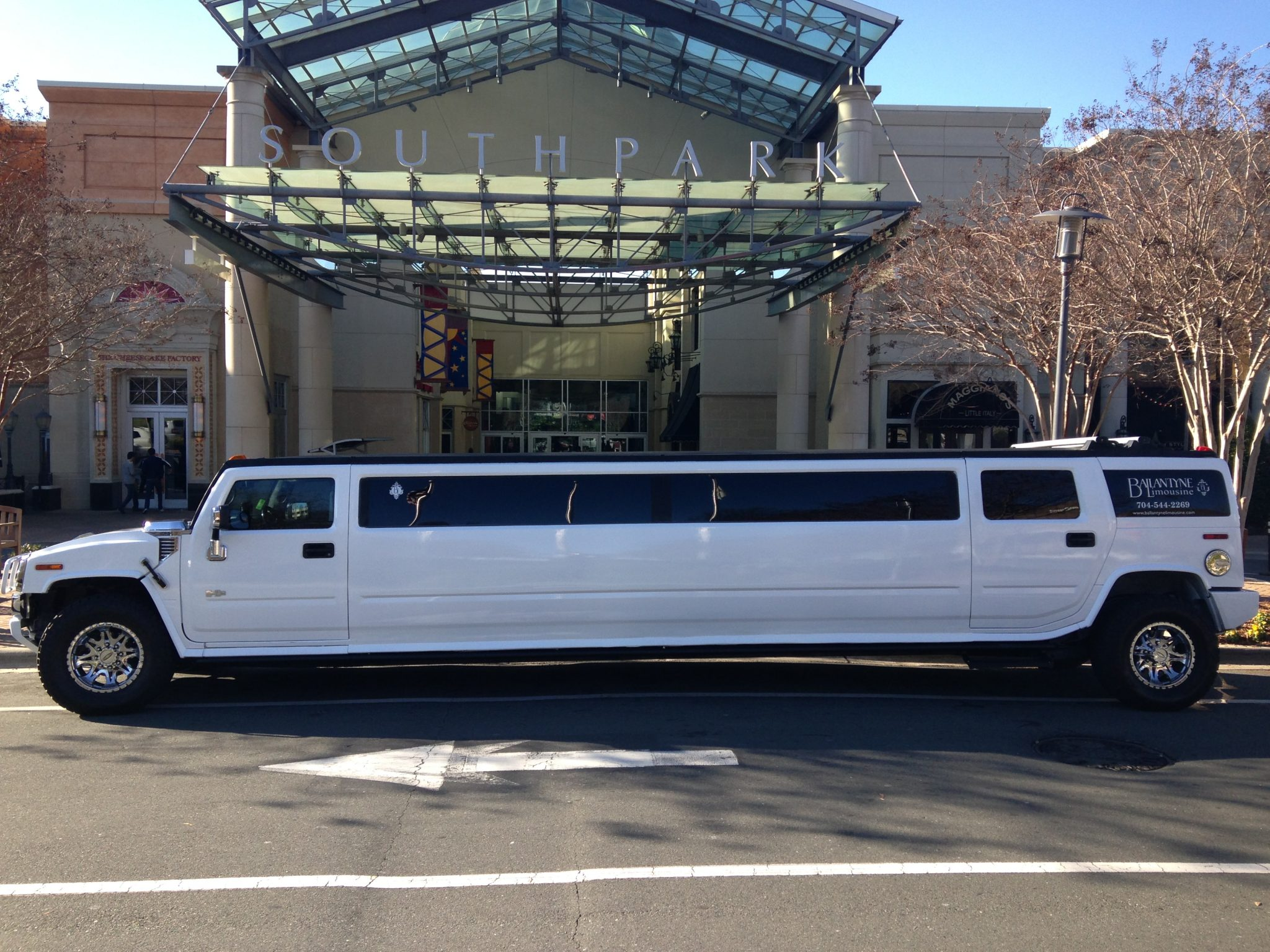 Rent Hummer Stretch Limo Ballantyne Limousine