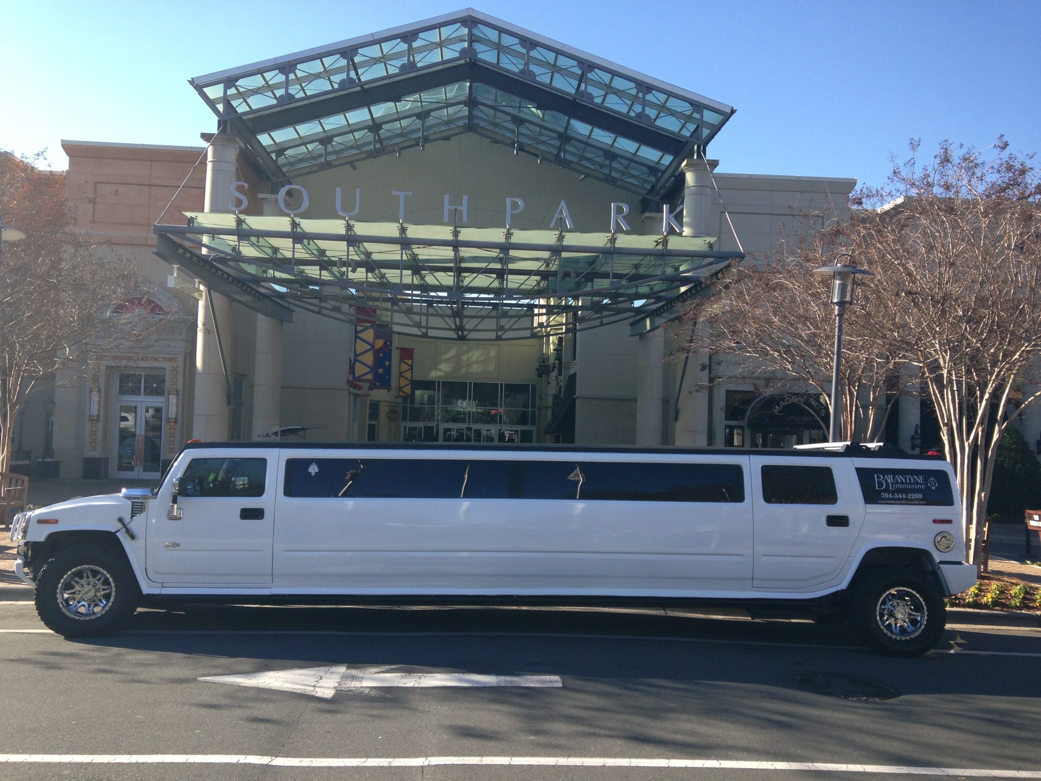 Rent Luxurious Limos Charlotte NC Ballantyne Limousine