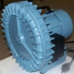 Central Air Blower