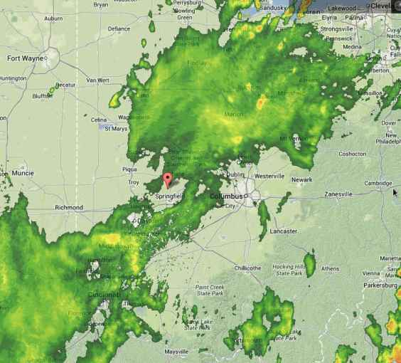 Rain, rain and more rain…..
