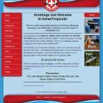 SwissTropicals Website