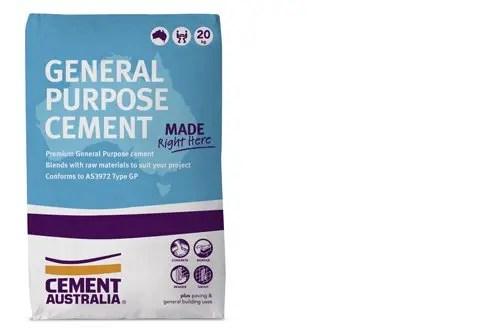 Cement Australia GP Cement 20kg